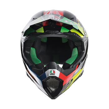 Agv AX-8 Evo Chareyre cross helmet