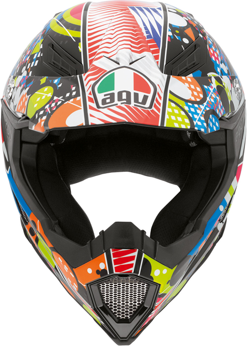 Agv AX-8 Evo Multi Hypno off-road helmet