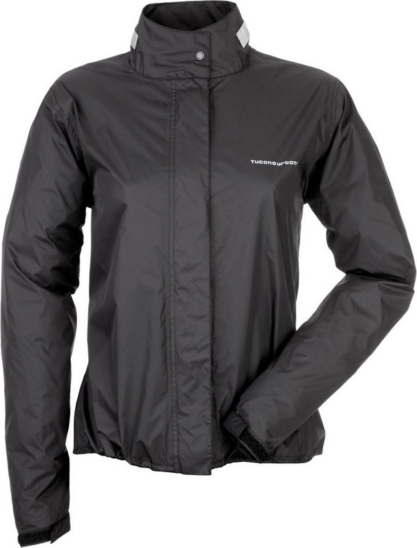 Tucano Urbano women waterproof jacket Nano Rain Lady 761 black