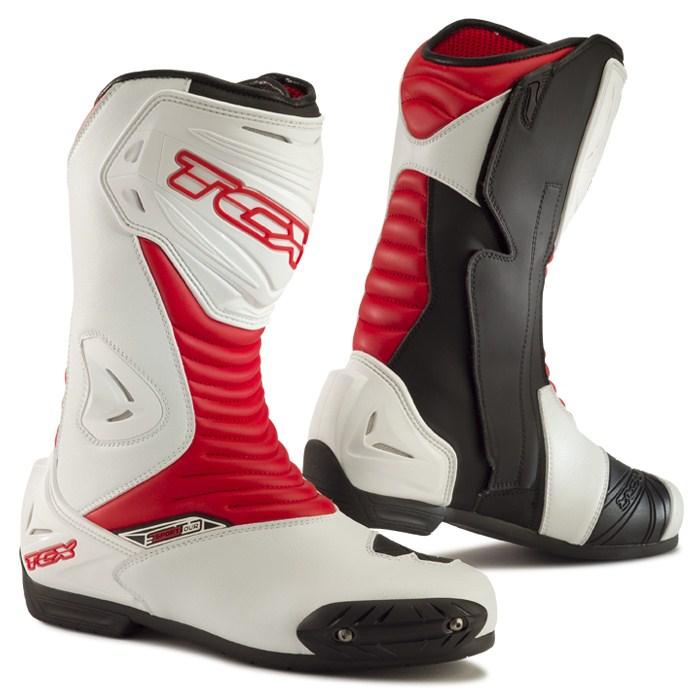 TCX S-Sportour EVO boots Red White