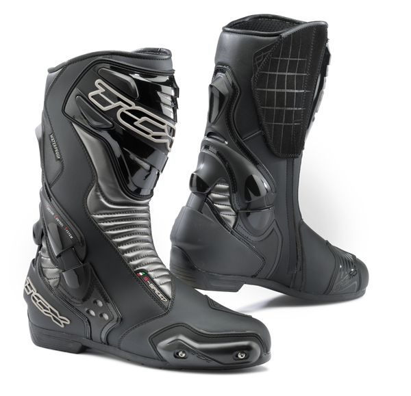 Motorcycle Boots TCX S-Speed ??Waterproof Black Graphite