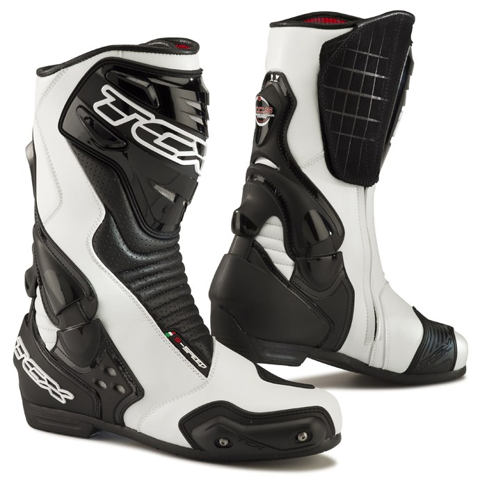 TCX S-Speed boots White Black