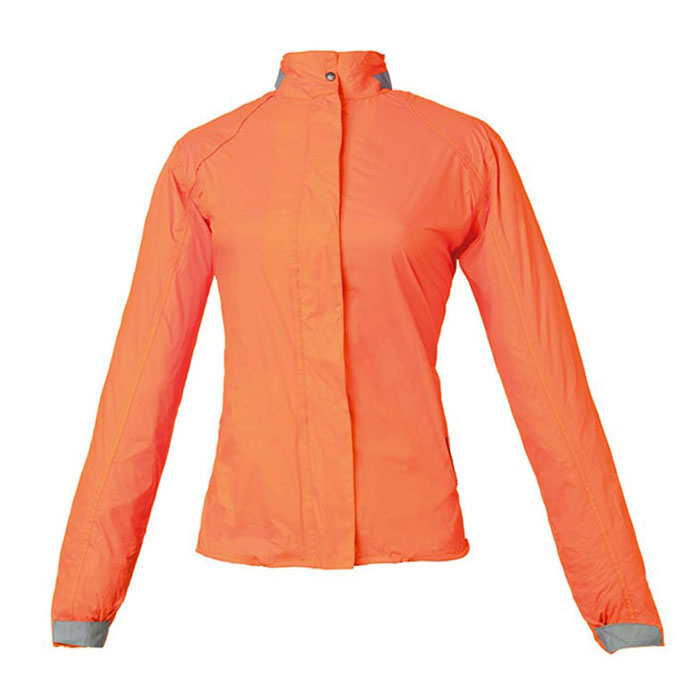 Tucano Urbano Nano Lady Bullet woman rain jacket Orange