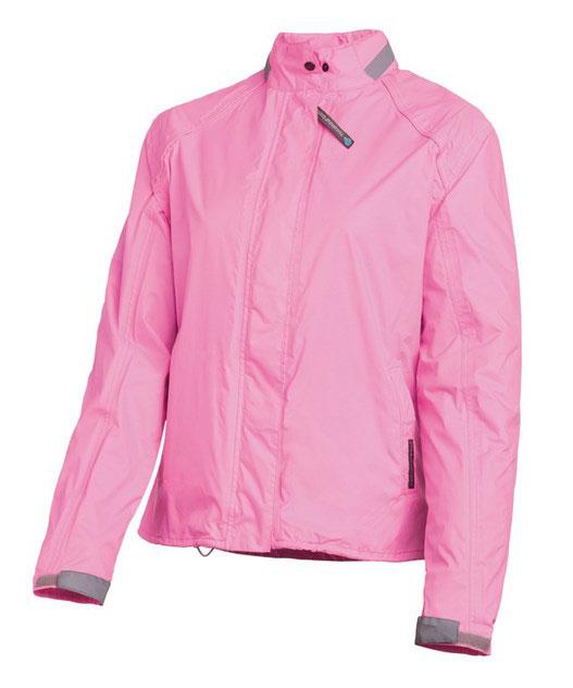 Tucano Urbano Nano Rain Jacket Women's Pink Lady Bullet flu