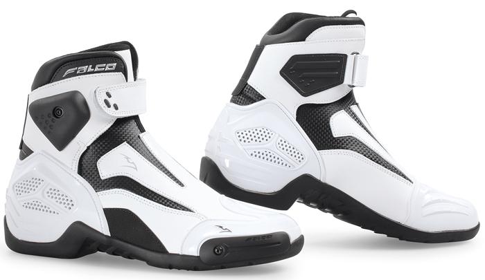 Moto Falco Novo 2 White Shoes