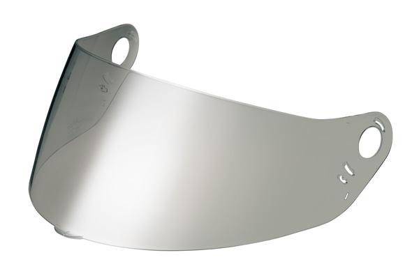 Visiera iridium argento LS2 per FF370 FF386