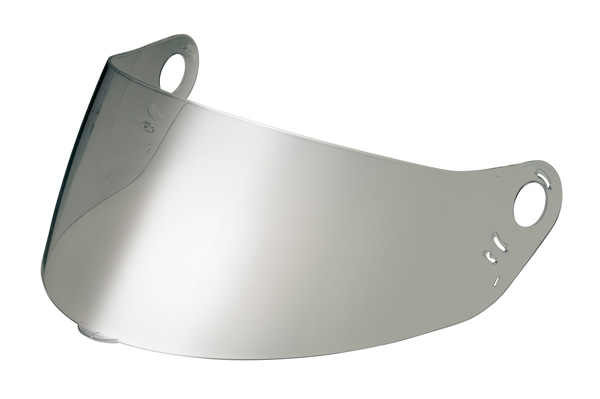 Smoked visor for LS2 OF547