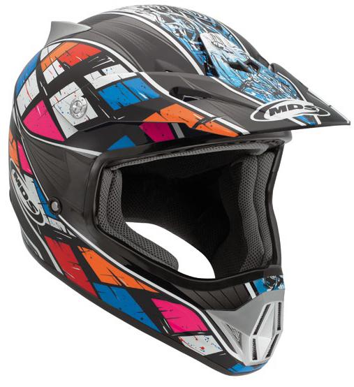 Mds by Agv CMX Multi Spectrum off-road helmet