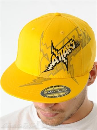 Alpinestars Boltz 210 Fitted hat med yellow