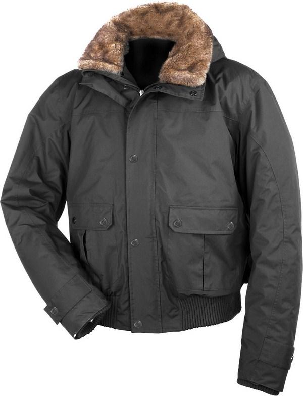 Tucano Urbano Piper 820 short winter jacket black