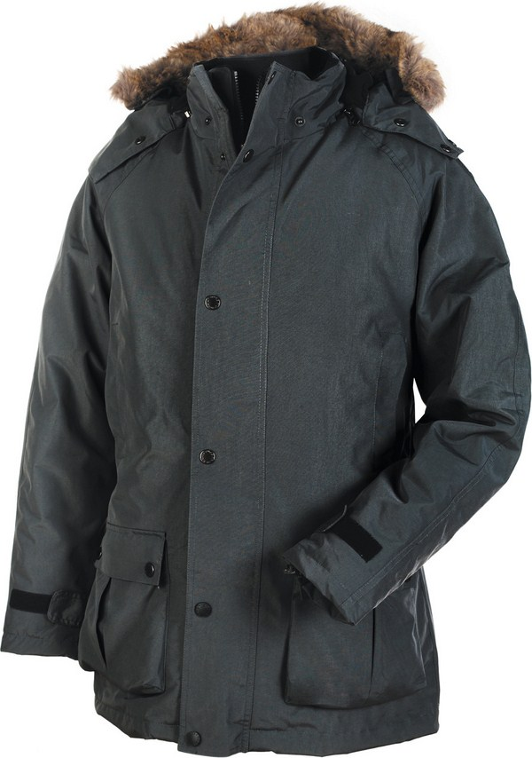 Tucano Urbano Parka T 834T breathable jacket black
