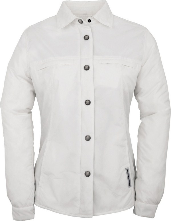 Tucano Urbano women padded shirt Lori white