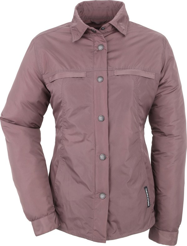 Tucano Urbano women padded shirt Lori brown