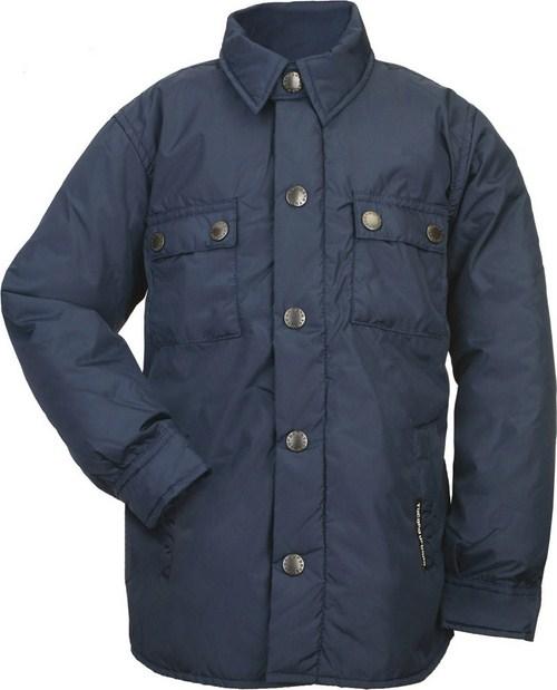 Camicia imbottita bambino Tucano Urbano Kid 881K blu