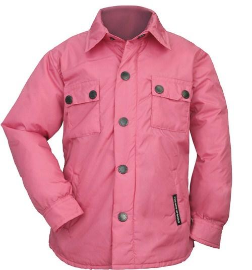Tucano Urbano padded shirt Kid 881k fuchsia