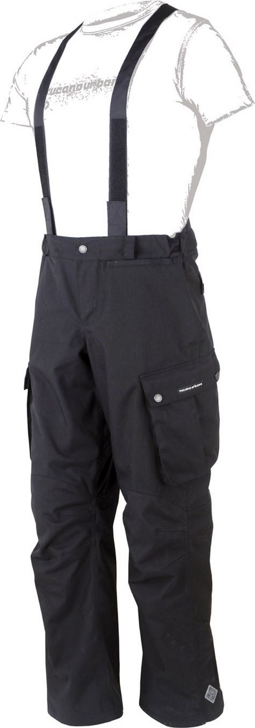 Tucano Urbano Trip 8827 touring trousers black
