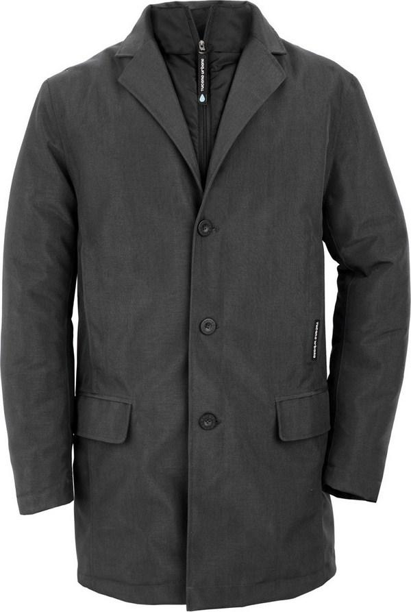 Cappotto impermeabile Tucano Urbano George 8828 nero