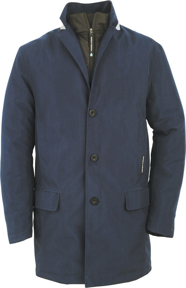 Tucano Urbano George 8828 waterproof coat blue