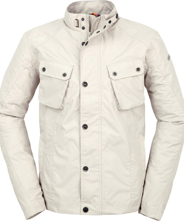 Tucano Urbano Katmai AB 8872 waterproof jacket white cream