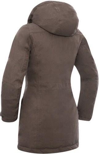 Tucano Urbano women padded jacket Tricia 8887 dark beige