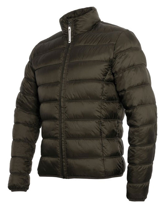 Tucano Urbano down jacket Low Dog 8889 dark green