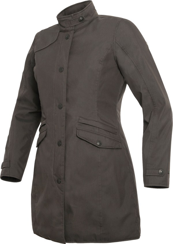 Tucano Urbano women trench coat Ksandra8896 dark grey
