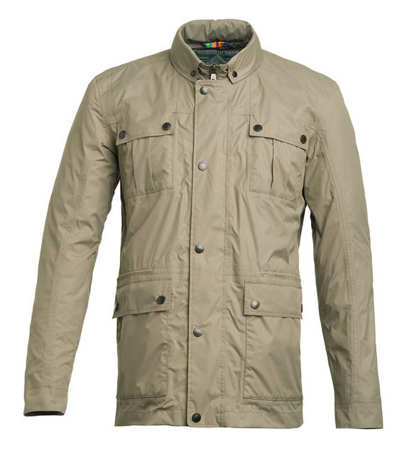 Tucano Urbano Bocconi Jacket Grey Green