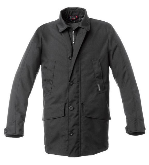 Tucano Urbano Waterproof Jacket Benjamin Black