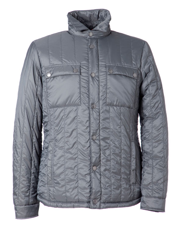 Down Jacket Dark Grey Tucano Urbano Rudy