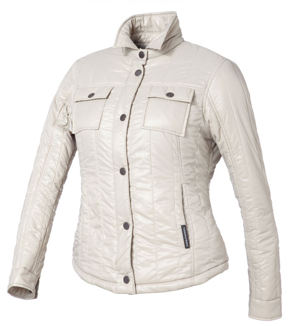 Women Jacket Grey Tucano Urbano Trudy
