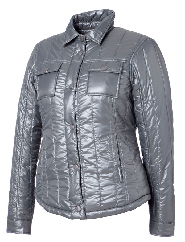 Women Jacket Dark Grey Tucano Urbano Trudy