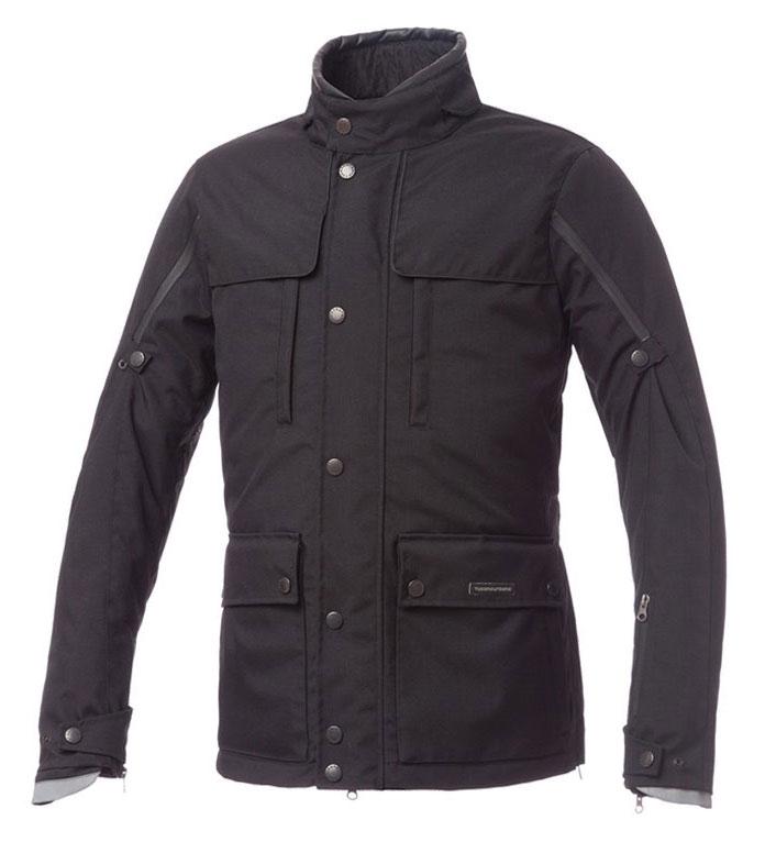 Tucano Urbano Ermes jacket Black