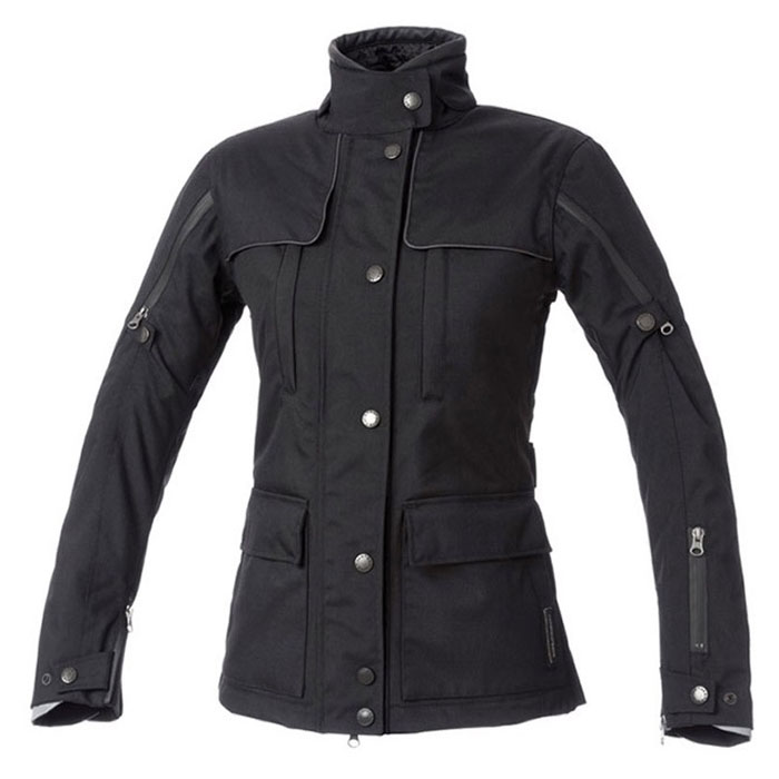 Tucano Urbano Iris woman jacket Black