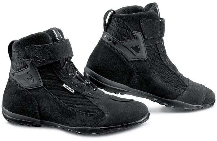 Black Falco bike shoes Mod 2
