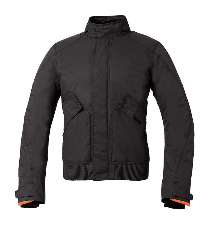 Tucano Urbano Carter jacket Black
