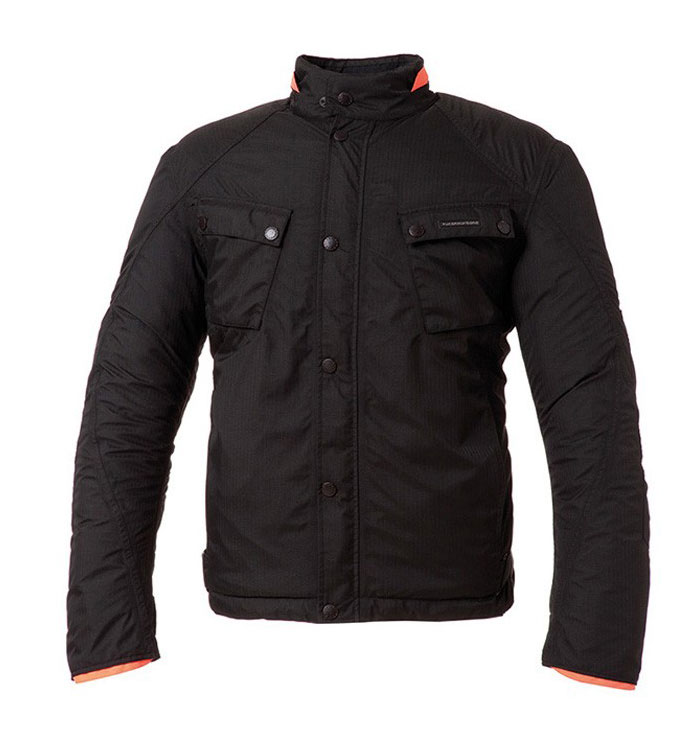 Tucano Urbano 2Cilindri jacket Black