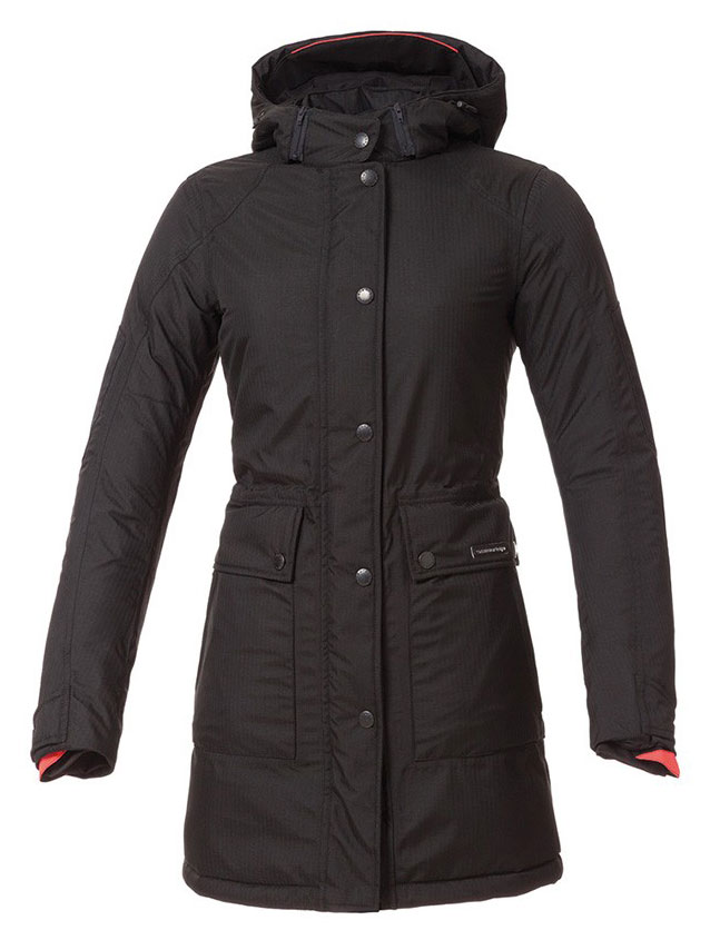 Tucano Urbano Candela woman jacket Black