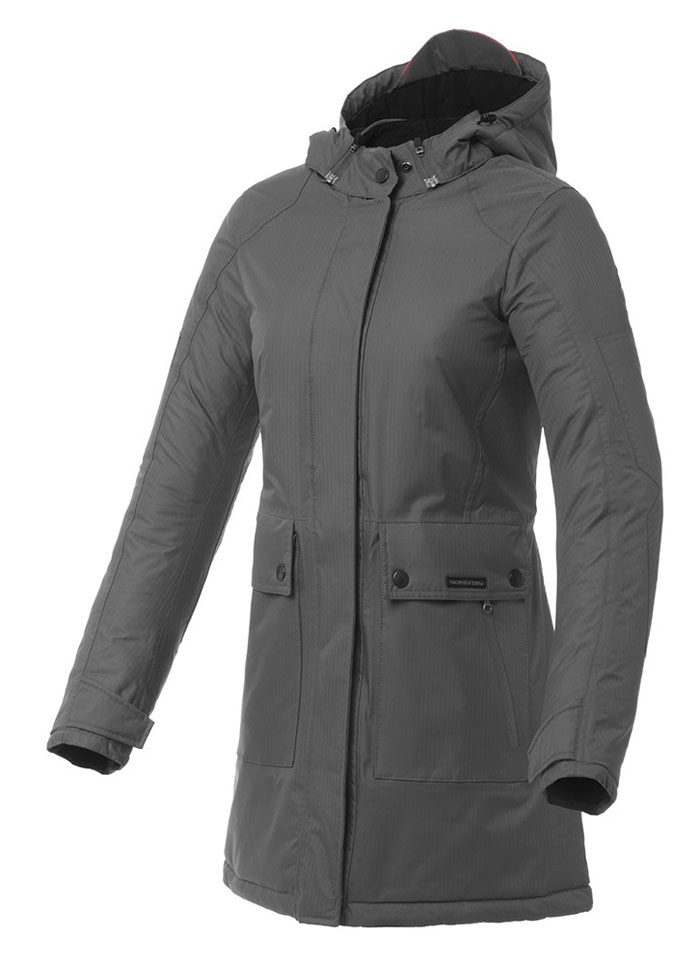 Tucano Urbano Candela woman jacket Grey