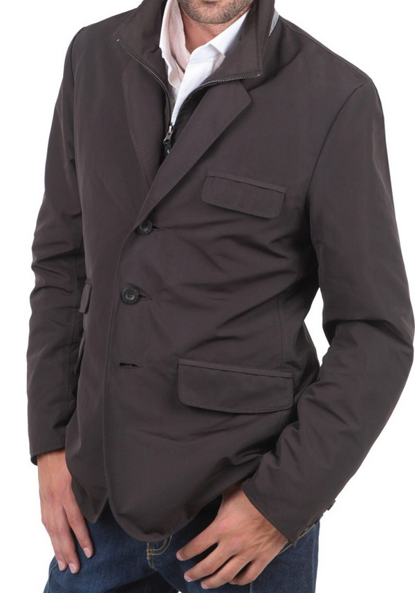 Tucano Urbano Cottage 898 windproof blazer brown