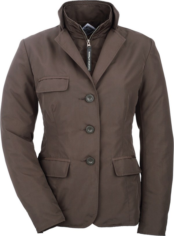 Tucano Urbano women windproof blaser Cottage lady 899 brown