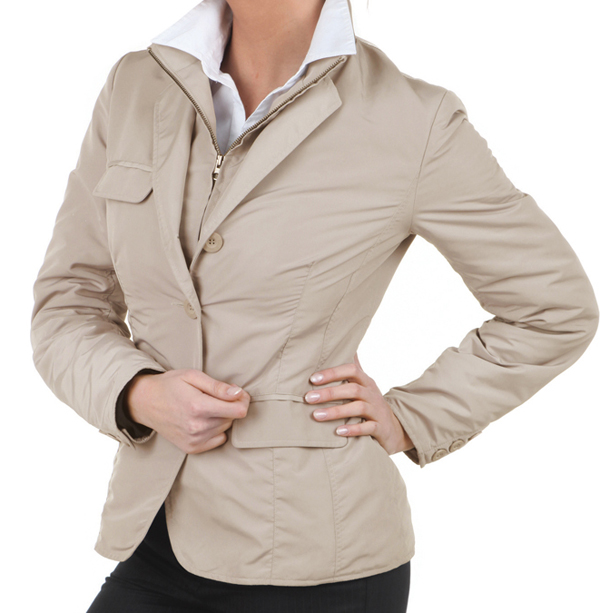 Blazer antivento donna Tucano Urbano Cottage Lady 899 beige