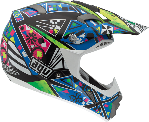 Agv MT-X Multi Karma off-road helmet