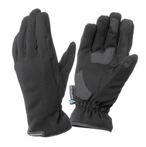 Gloves Tucano Urbano Monty Touch Black