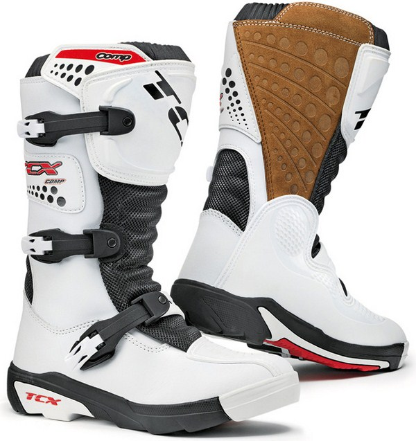 Tcx Comp Kid kid boots White