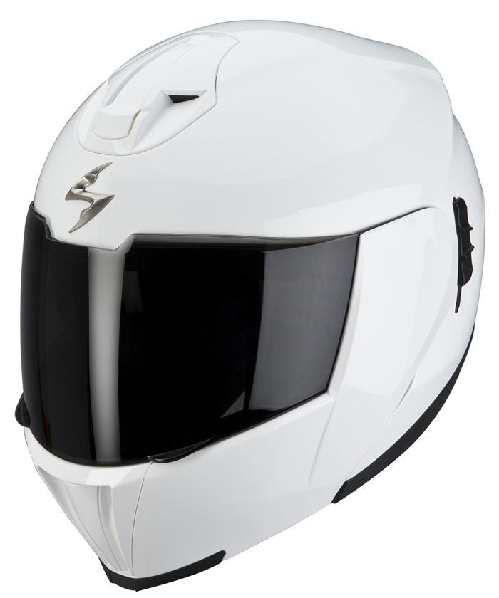Casco modulare Scorpion EXO 910 Bianco