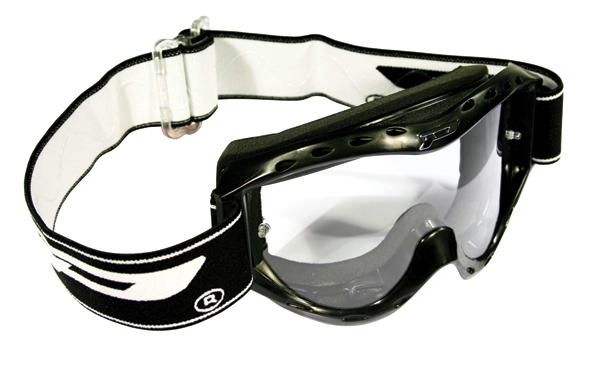 Goggles Progrip Black child crossing