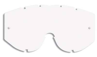 Progrip clear lens glasses for child