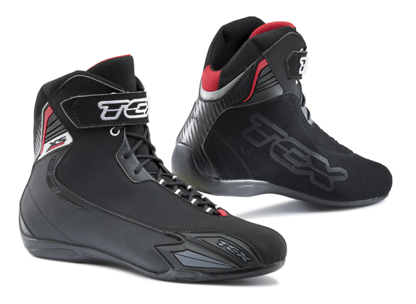 TCX X-Square Motorcycle Shoes Black Sport