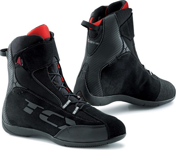 Tcx X-Move Waterproof  motrocycle shoes black
