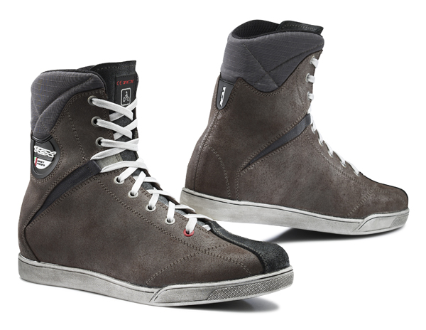 Shoes motorcycle TCX X-Rap Waterproof Brown Grey